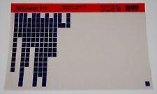 DEC DECstation 210 Personal Computer Service Guide, Microfiche