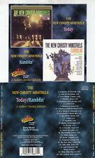 NEW CHRISTY MINSTRELS - TODAY / RAMBLIN' : GOLDEN CLASSICS (CD 1997)  26 TRACKS