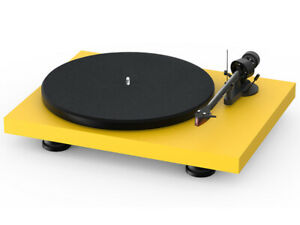 PRO-JECT DEBUT CARBON EVO 2MRED SATIN yellow giallo
