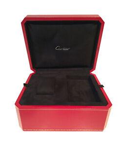 Authentic Cartier Roadster Watch Jewellery Box COWA0017