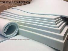 HIGH Density Foam sheets  Upholstery Foam Cushion cut to any size