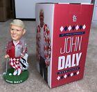 BRAND NEW St. Louis Cardinals SGA Theme John Daly Bobblehead 9/8/21!
