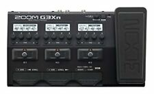Zoom G3Xn Pedal Guitar Multi-Effects Processor