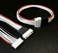 2x 6S Balancer Verlängerung Ladekabel JST-XH 20cm 200mm Lipo Kabel Akku 22,2V RC