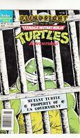 Teenage Mutant Ninja Turtles #59 Comic Book Archie Fine