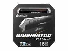 Corsair Dominator Platinum 16GB 2x8GB DDR4 3000MHz C15 CMD16GX4M2B3000C15 RAM