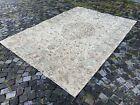 Turkish rug, Vintage rug, Handmade rug, Large rug, Wool, Carpet | 6,8 x 9,5 ft
