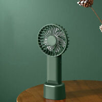 1PC Handheld Mini Portable Rechargeable Cooler Cooling Fan for Home Outdoor