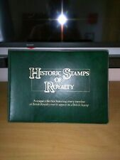 Vintage Historic Stamps of Royalty Album