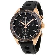 Tissot PRS 516 Chronograph Black Dial Mens Watch T1004173605100