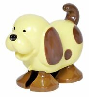 "TRADITIONAL TOY ""TABLE WALKER"" DOG WITH ROCKING MOTION"