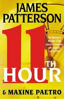 11th Hour (Womens Murder Club) by James Patterson, Maxine Paetro