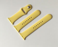 Genuine Apple Watch Strap CANARY YELLOW Sport Band 40mm /38mm