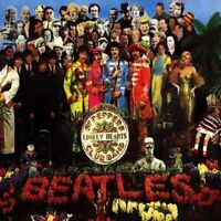 Beatles Sgt. Peppers Lonely Hearts Club Band (1967/87) [CD]