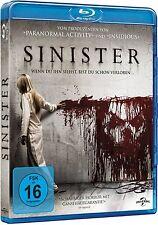 SINISTER (Ethan Hawke, Juliet Rylance) Blu-ray Disc NEU+OVP
