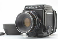 [Near MINT / Hood] MAMIYA RB67 Pro SEKOR 127mm F/3.8 120 Film Back From JAPAN