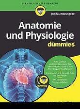 Anatomie und Physiologie für Dummies Jubiläumsausgabe - 9783527713844 PORTOFREI