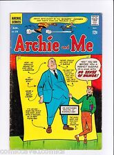 Archie and Me #16 Very Good+(4.5)