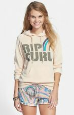 NEW RIP CURL SURF BONFIRE PULLOVER SWEATER HOODED S SMALL QQ50