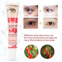 Goji Berry Moisturizing Eye Cream Whitening Skin Anti Aging Remove Wrinkles SE