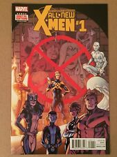 ALL-NEW X-MEN V.2 #1 REGULAR MARK BAGLEY COVER NM 1ST PRINTING 2015 CYCLOPS
