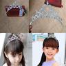 Fashion Stylish Kid Tiara Hair Band Bridal Wedding Princess Prom Crown Headband