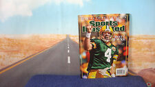 BRETT FAVRE Sports Illustrated Special Tribute Edition 3/12/2008 Never Read ! P9