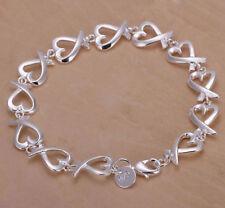 925er Silber Armband Damen Frauen Schmuck  Armkette Armband