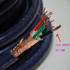Super low frequency MUZISHARE crystalline party preferred core copper power line