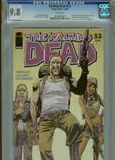 Walking Dead 53  (1st Abraham Ford)  CGC 9.8  WP