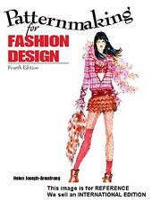 Patternmaking for Fashion Design by Helen Armstrong (Mixed media product, 2005)