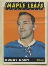 1965-66 Topps Hockey, U Pick from list