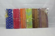 EXQUISITE HANDCRAFTED  SILK ENVELOPE FOR MONETARY GIFT.