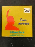Vtg Blackhawk Films Super 8mm The Dentist WC Fields Mack Sennett