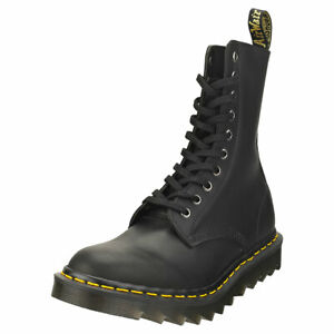 Dr. Martens 1490 Rp Crossroads Mens Black Leather Casual Boots