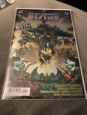 Dark Knights Rising THE WILD HUNT # 1 -  Batman Who Laughs Foil Cover DC Comic