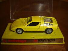 MEBETOYS GRAN TOROS  Maserati  Bora  scale1/43 Made in Italy Mattel