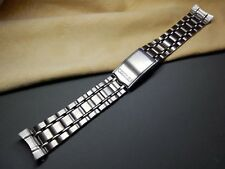 19mm Stainless Steel Seiko Scuba 6139-6010, 6139-6012,6139-6019 Watches Bracelet