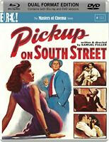Pickup On South Street (1953) [Masters of Cinema] Dual Format (Blu-ray and DVD)