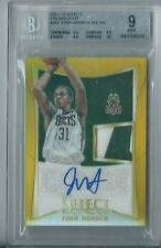 2012-13 Select John Henson GOLD PRIZM RPA PATCH RELIC AUTO RC 2/10 BGS 9 9 AU