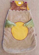 SWEET! BABYASPEN 0-6 MONTH VELOUR SOFT OWL SLEEP SACK