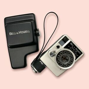 Vintage BELL & HOWELL DIAL 35 35mm FILM CAMERA w/ Case