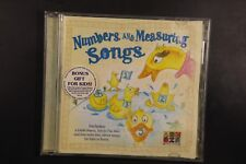 numbers and mesuring songs (C412)