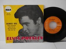 """elvis presley""""jailhouse rock""""ep7""""fr-du=03/1970.rca victor:86298.label orange+++"""