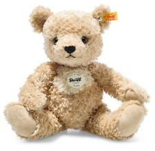 Steiff 'Paddy' teddy bear - jointed, baby safe, collectable & washable - 014253