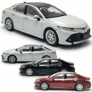 1:43 2019 Toyota Camry Sedan Model Car Metal Diecast Toy Vehicle Collection Gift