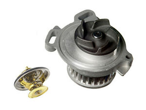 Audi 5cyl (80-88) GRAF Water Pump METAL +Thermostat 80c coolant engine vane
