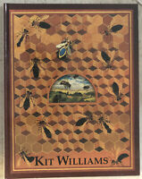 Book ~ Kit Williams 1984 Bee-box