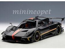 AUTOart 78272 PAGANI ZONDA REVOLUCION 1/18 DIECAST MODEL CAR BLACK CARBON FIBER