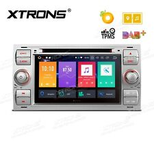 "AUTORADIO 7"" Android 8.0 Octa Core 4gb Ford kuga Focus C-max Mondeo Galaxy grey"